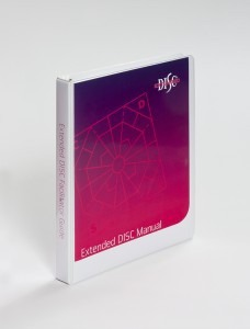 DISC workshop training support manual