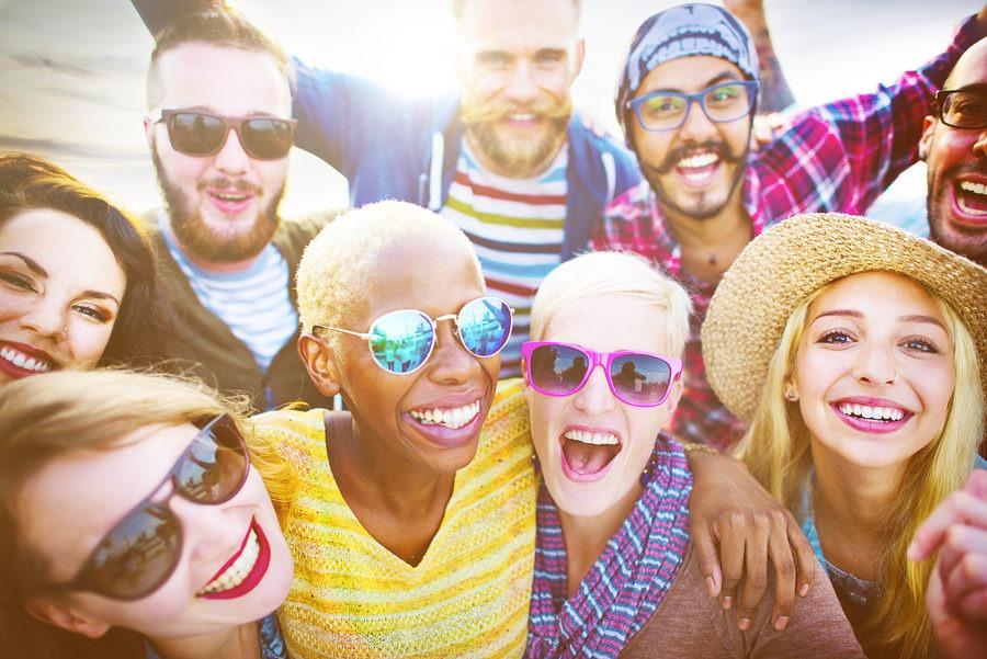 Happy Millennials