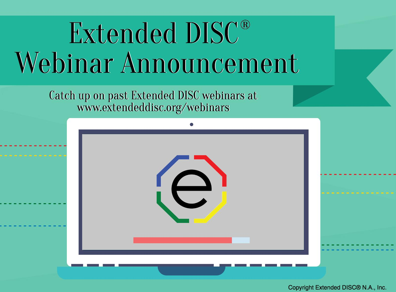 Using Team DISC Assessments Webinar