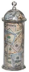 Extended DISC Original Money Jar