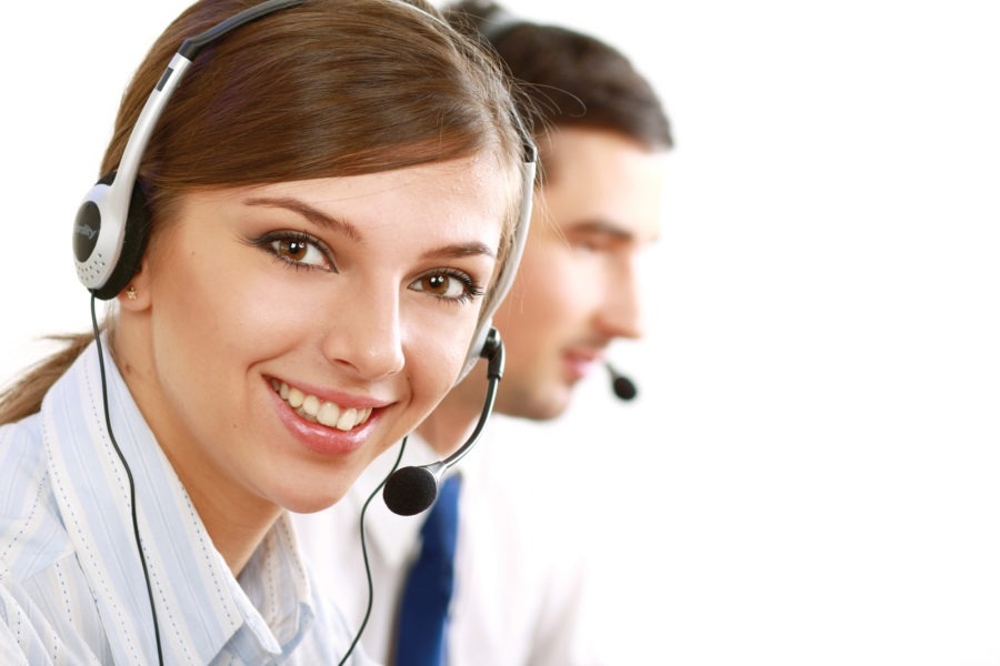 Female Customer Service Consultant