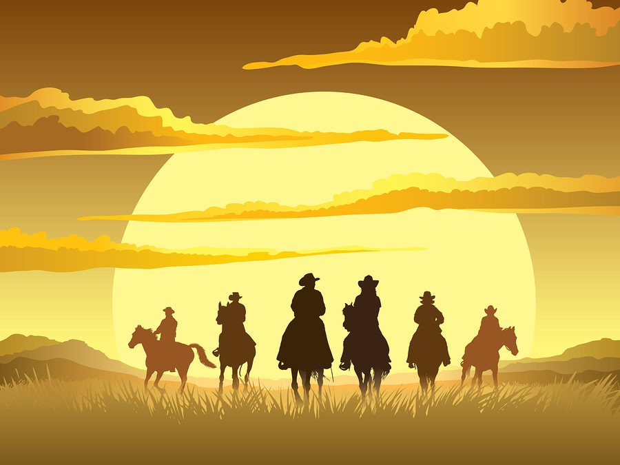 Wild West Bank Robbers