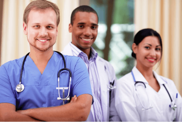 Healthcare workers