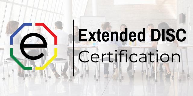 certification disc