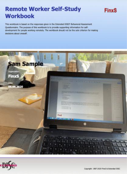 Remote Worker Self-Study Workbook