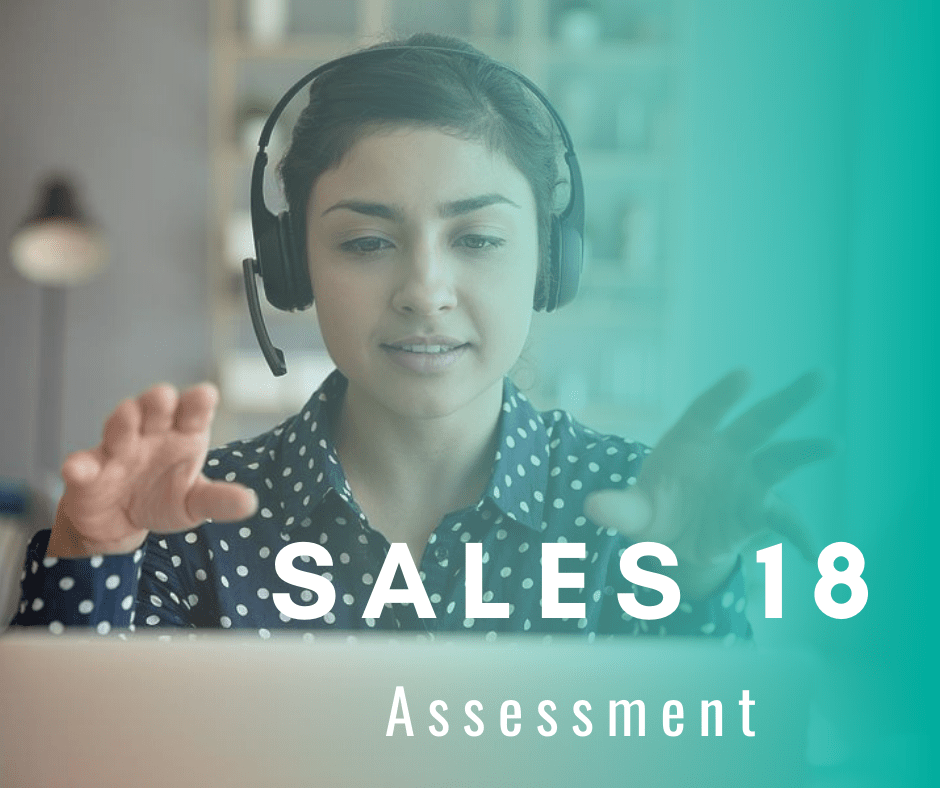 Sales 18 Assessment – Extended DISC